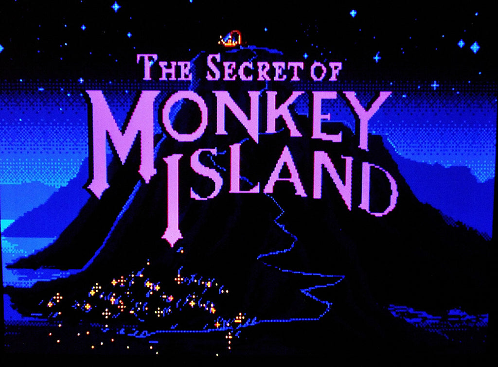 Reliving the LucasArts Adventure with Monkey Island and Rebel Assault