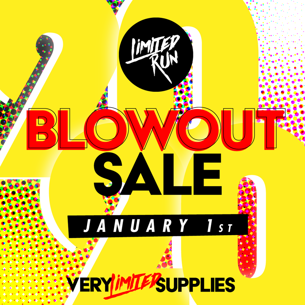 LRG Blow Out Sale 2020