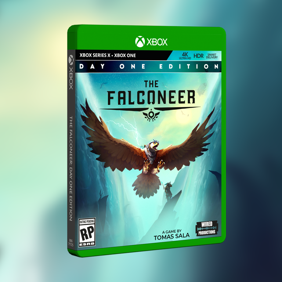 The Falconeer will be available to pre-order for Xbox Series X starting on Tuesday!