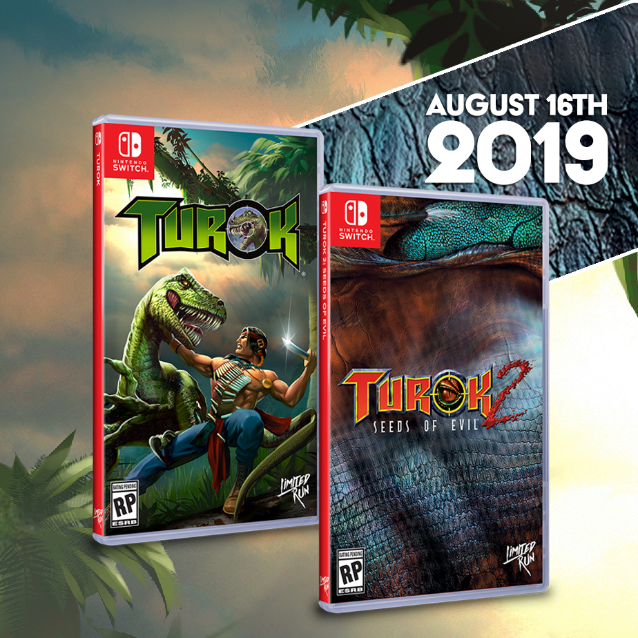 Turok is back and no dinosaur is safe! 🦖