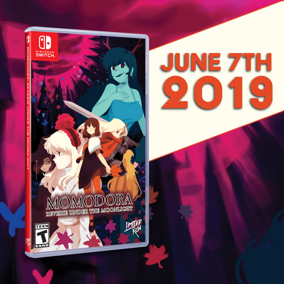 Momodora: Reverie Under the Moonlight for the Switch will be available this Friday!