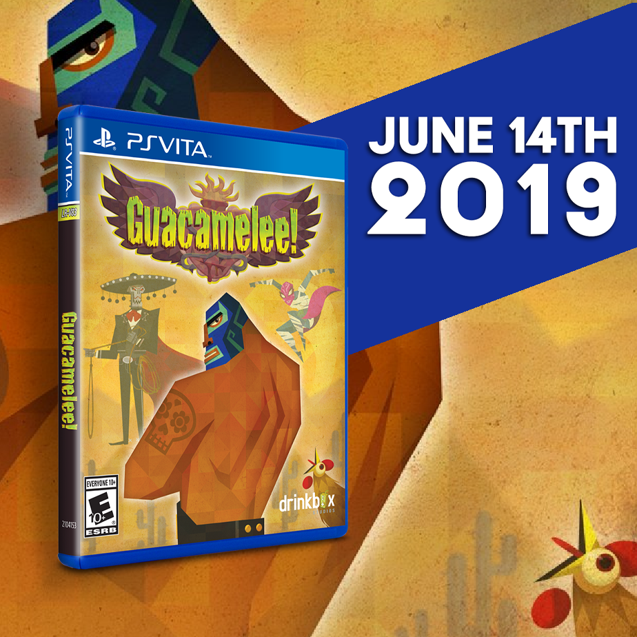 Guacamelee! will be available this Friday, June 14th!