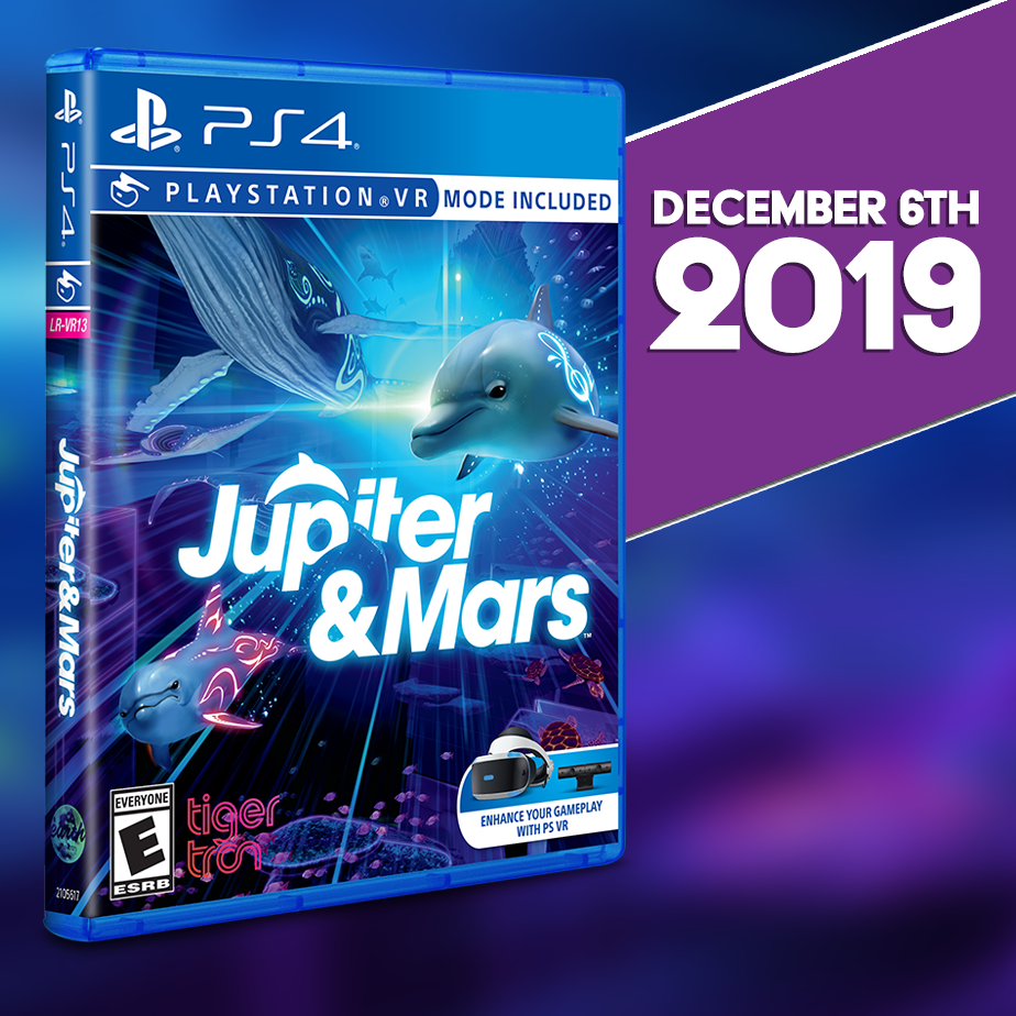 Jupiter & Mars will be receiving a Limited Run for the PS4 next Friday!