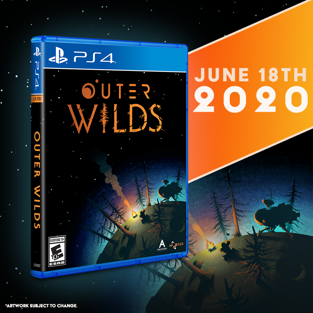Critically-acclaimed Outer Wilds is NOW AVAILABLE to pre-order!