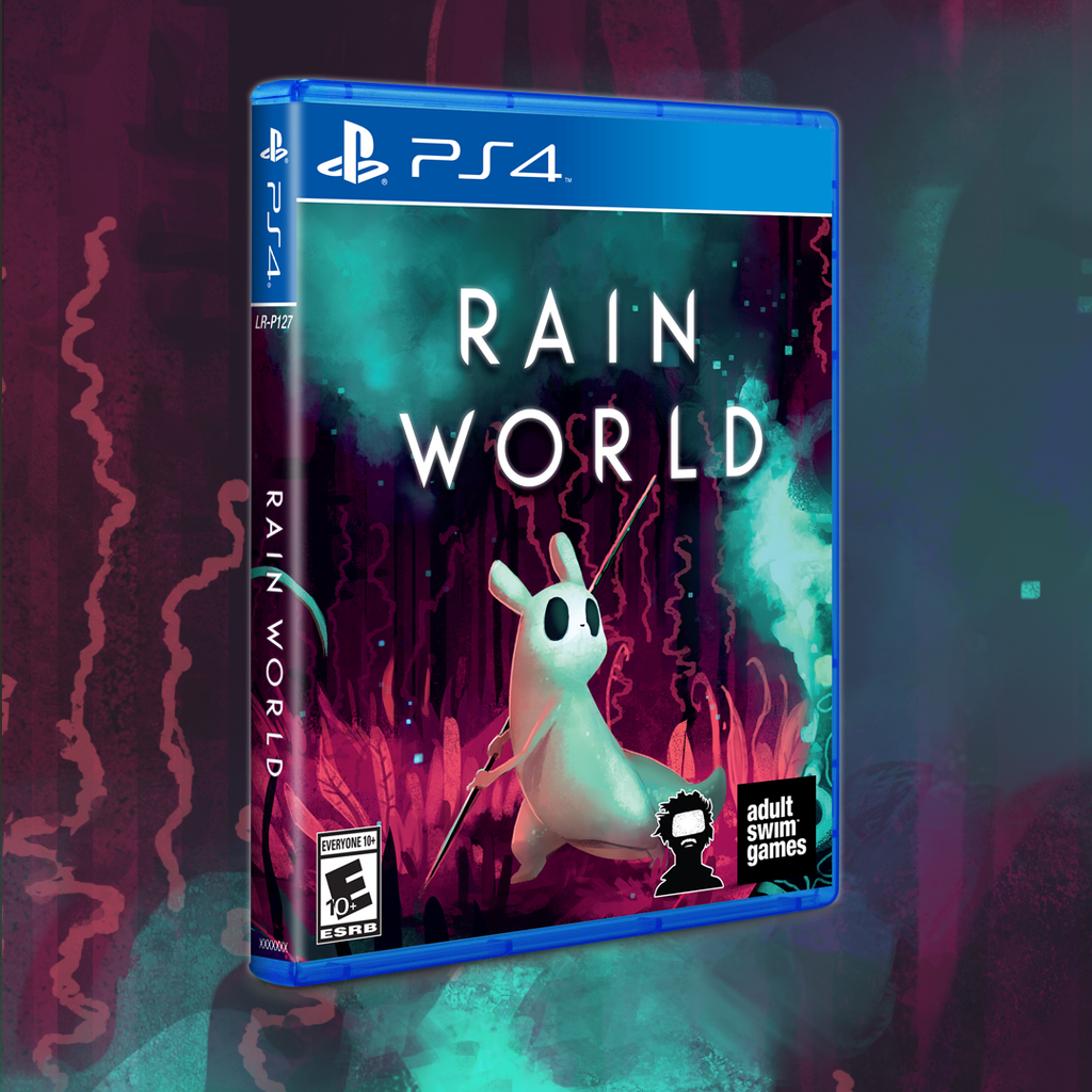 Mark your calendars for Rain World!