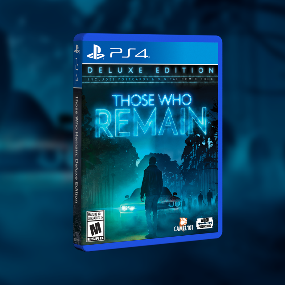Those Who Remain will be available to order on Tuesday!