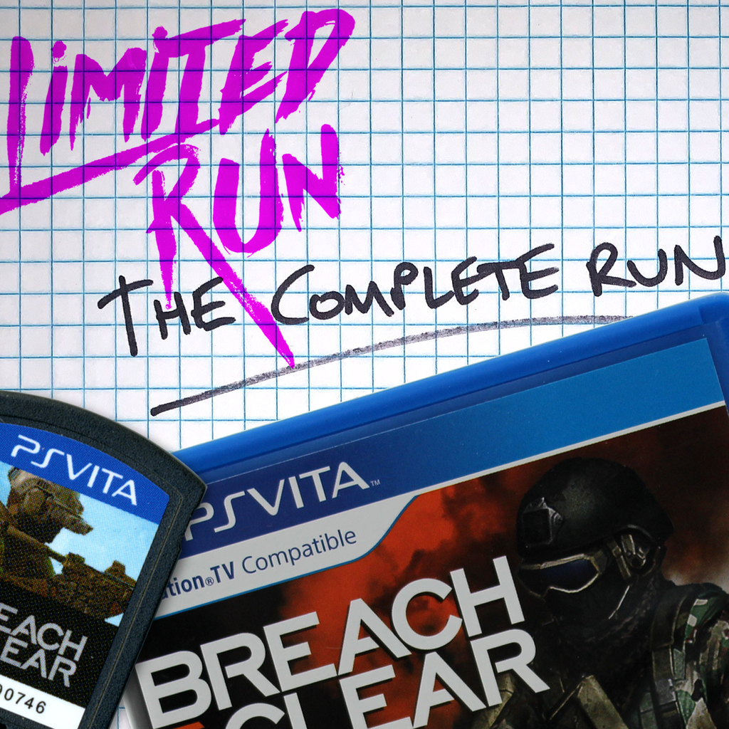 """The Complete Run"" Explores the History of Limited Run Games in Video Form"