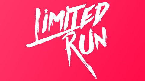 about limited run games