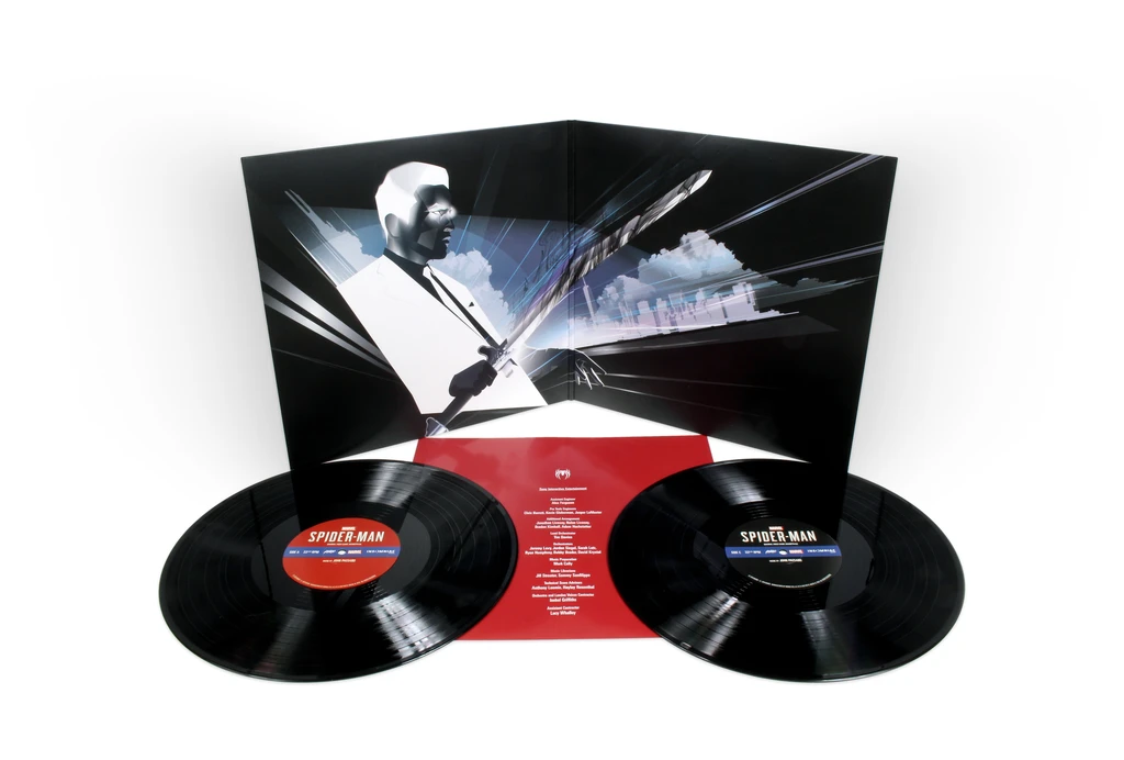 Marvel's Spider-Man Soundtrack Vinyl
