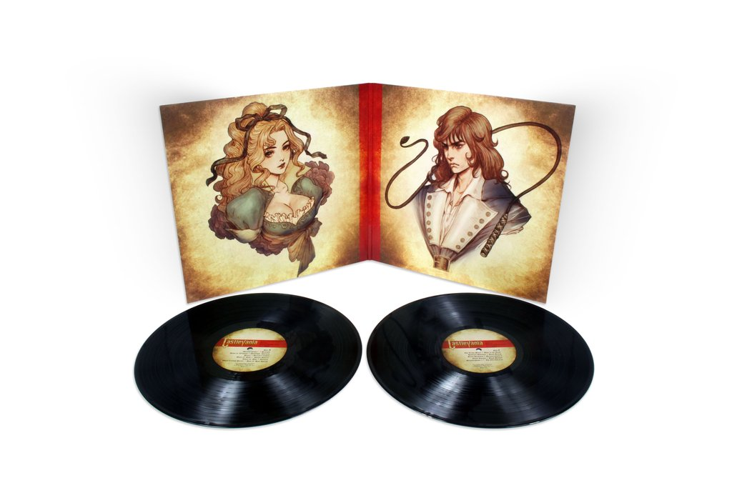 Castlevania: Symphony of the Night Soundtrack Vinyl