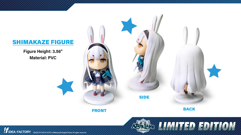 Azur Lane: Crosswave Limited Edition (PS4) [PREORDER]