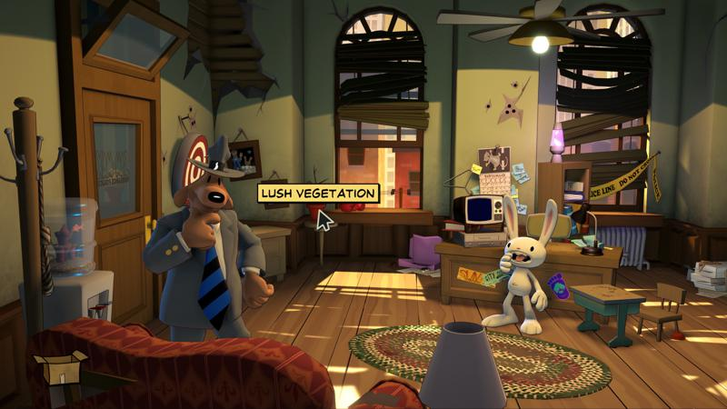 Switch Limited Run #104: Sam & Max Save the World Collector's Edition