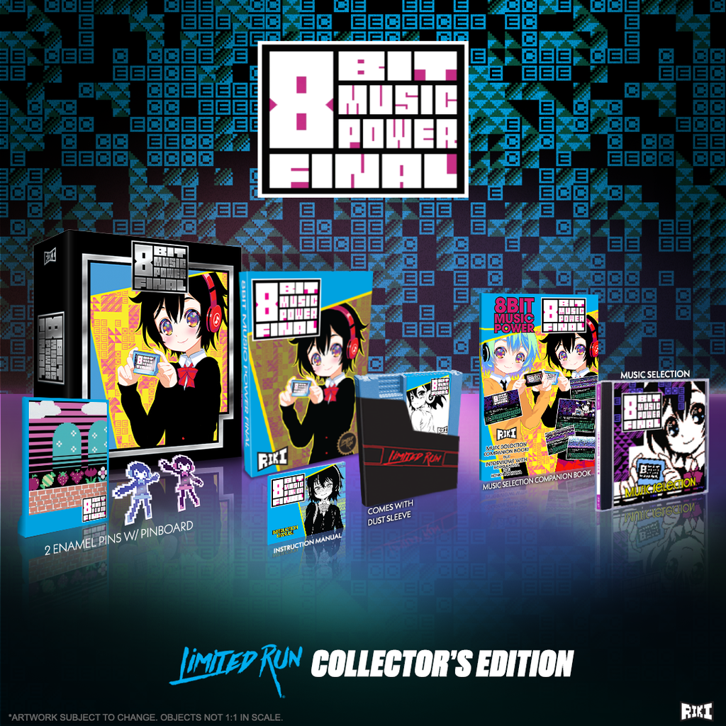 8Bit Music Power Final Collector's Edition (NES)