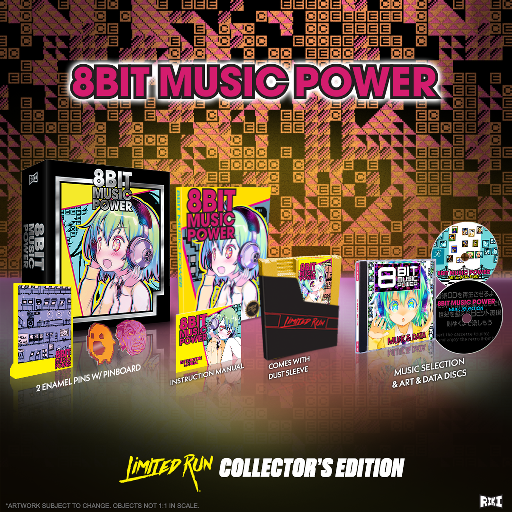 8Bit Music Power Collector's Edition (NES)