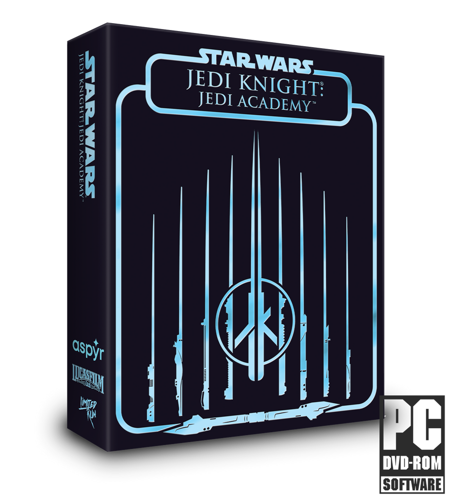 Star Wars Jedi Knight: Jedi Academy Premium Edition (PC)