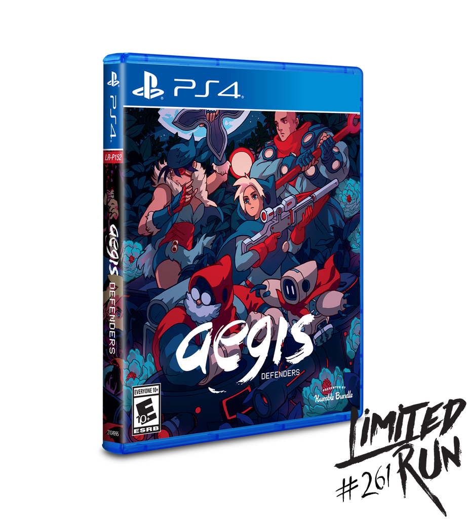 Limited Run #261: Aegis Defenders (PS4)