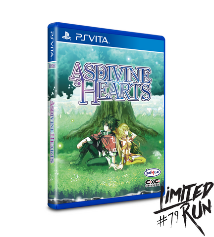 Limited Run #79: Asdivine Hearts (Vita)