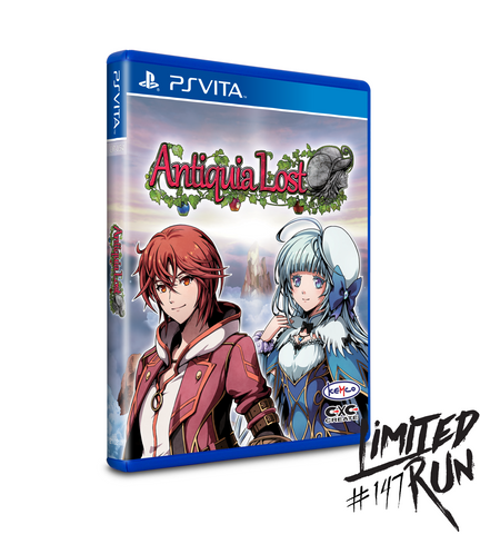 Limited Run #147: Antiquia Lost (Vita)
