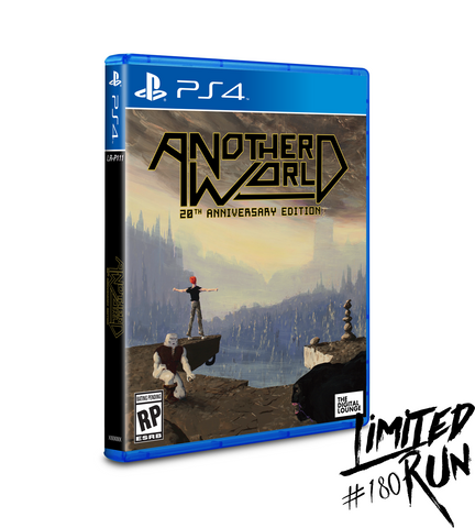 Limited Run #180: Another World (PS4)