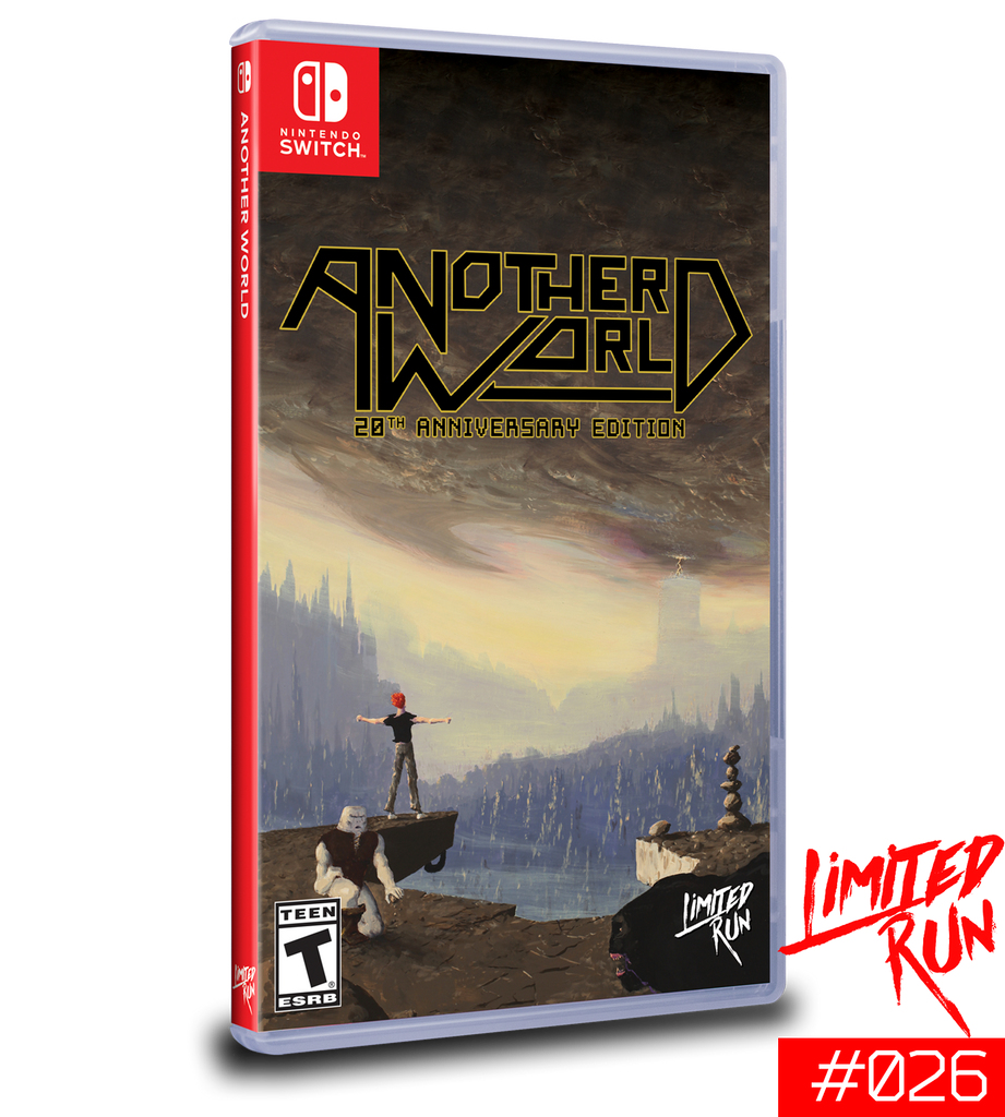 Switch Limited Run #26: Another World [PREORDER]