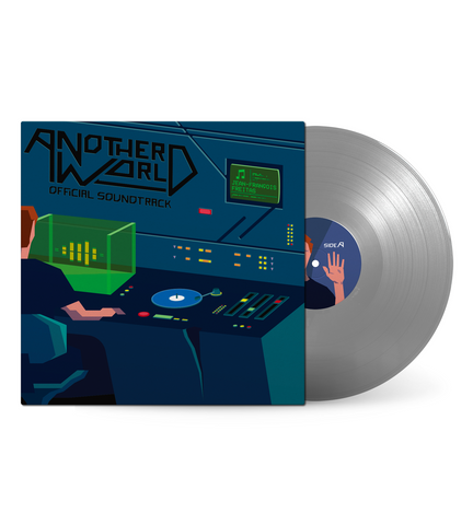 Another World Soundtrack Vinyl Exclusive Variant
