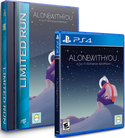 Limited Run #241: Alone With You Classic Edition (PS4)
