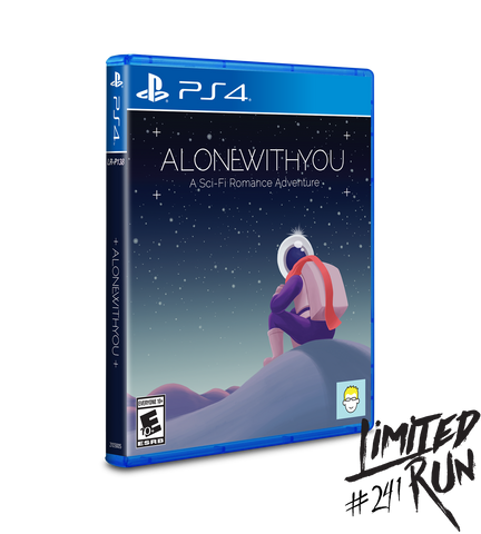 Limited Run #241: Alone With You (PS4)