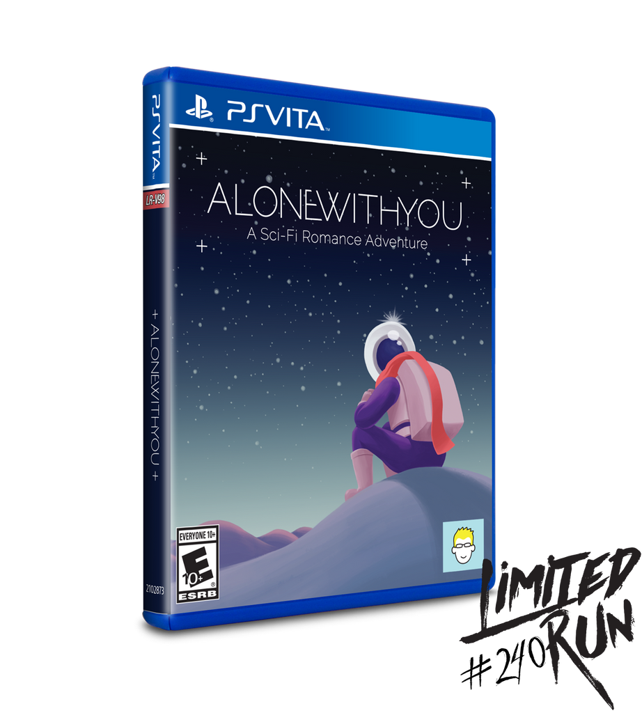 Limited Run #240: Alone With You (Vita)