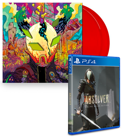Absolver (PS4) Exclusive Variant Vinyl Bundle