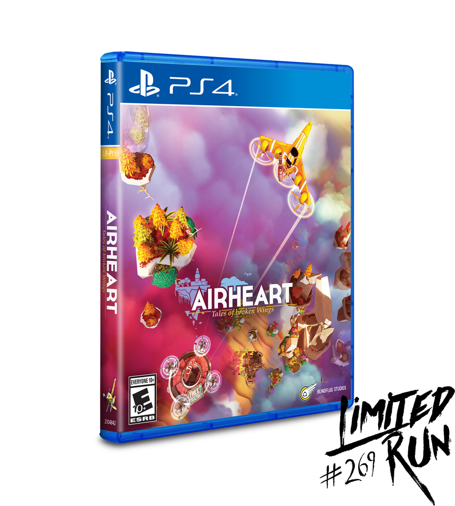 Limited Run #269: Airheart (PS4)