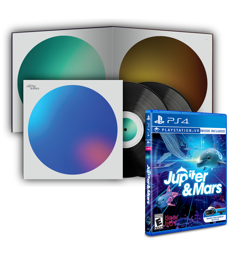 Limited Run #308: Jupiter & Mars Vinyl Bundle (PS4)