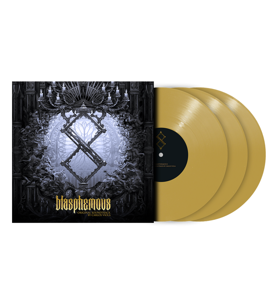 Blasphemous Original Soundtrack [PREORDER]