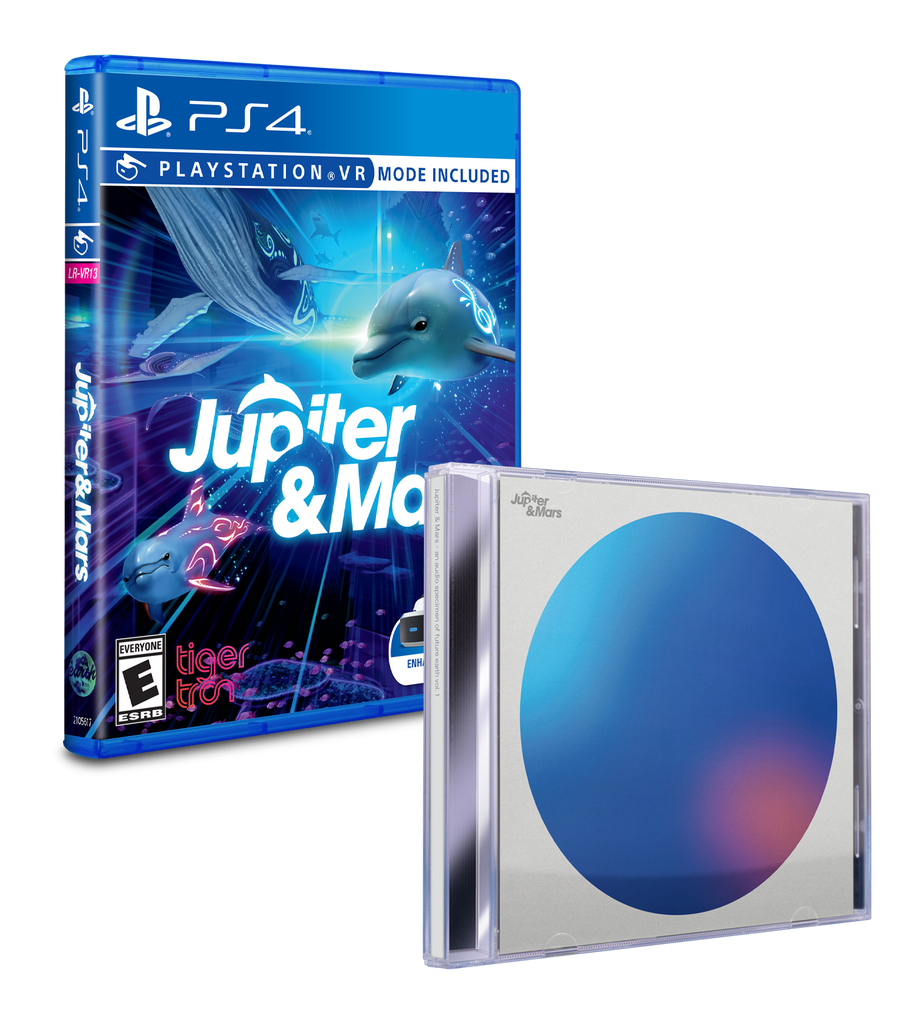 Limited Run #308: Jupiter & Mars Soundtrack Bundle (PS4)