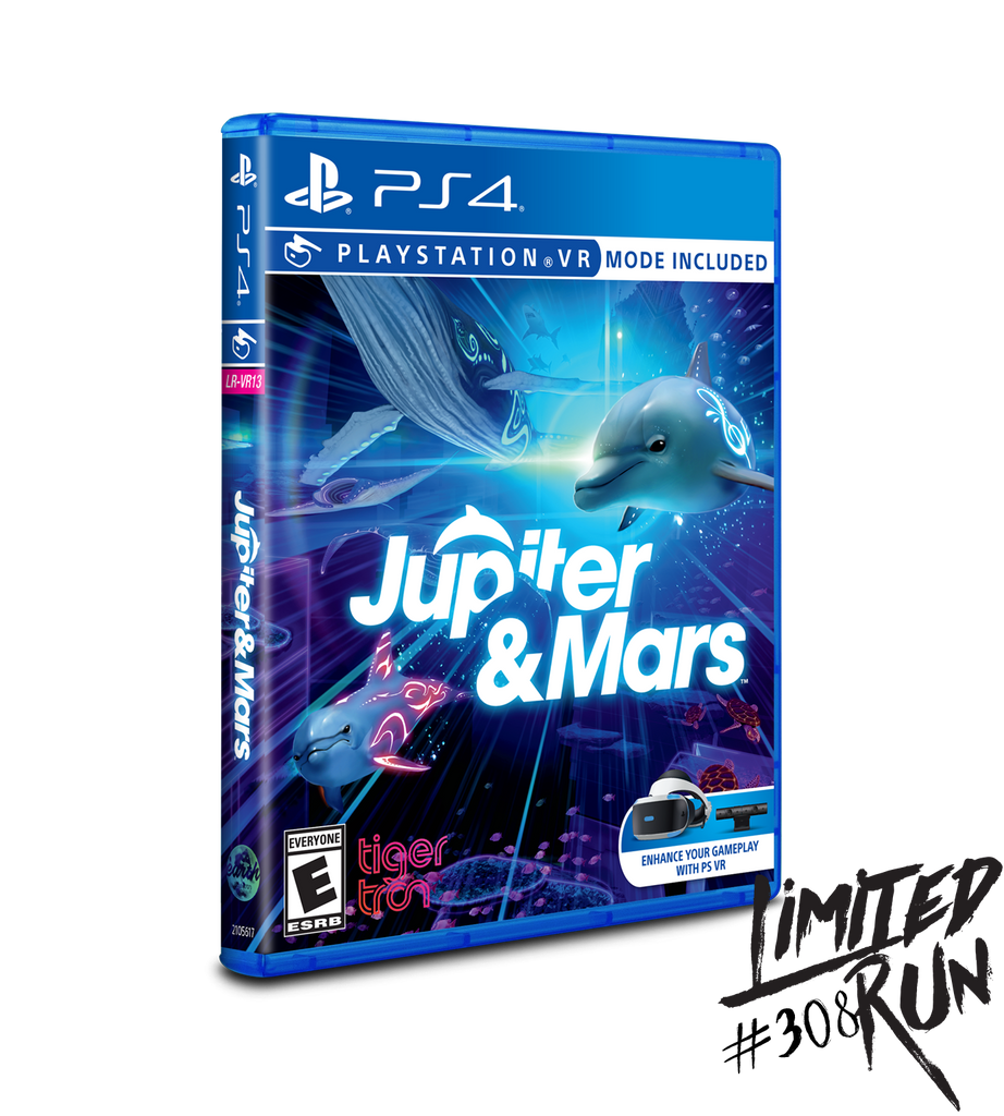 Limited Run #308: Jupiter & Mars (PS4)