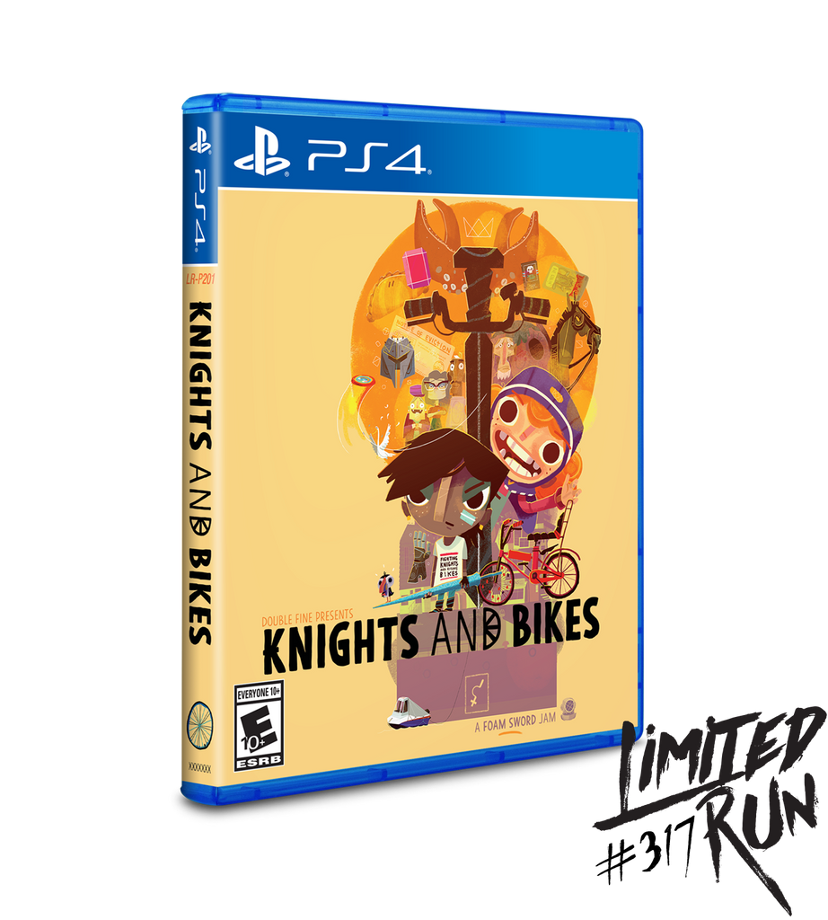 Limited Run #317: Knights And Bikes (PS4) [PREORDER]