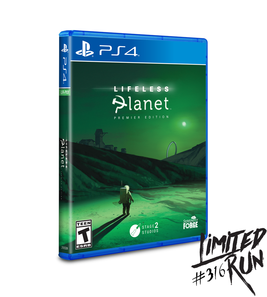 Limited Run #316: Lifeless Planet (PS4)