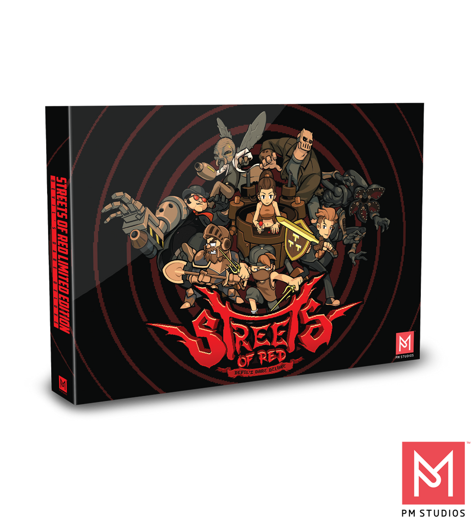 Streets Of Red Collector's Edition (PS4)