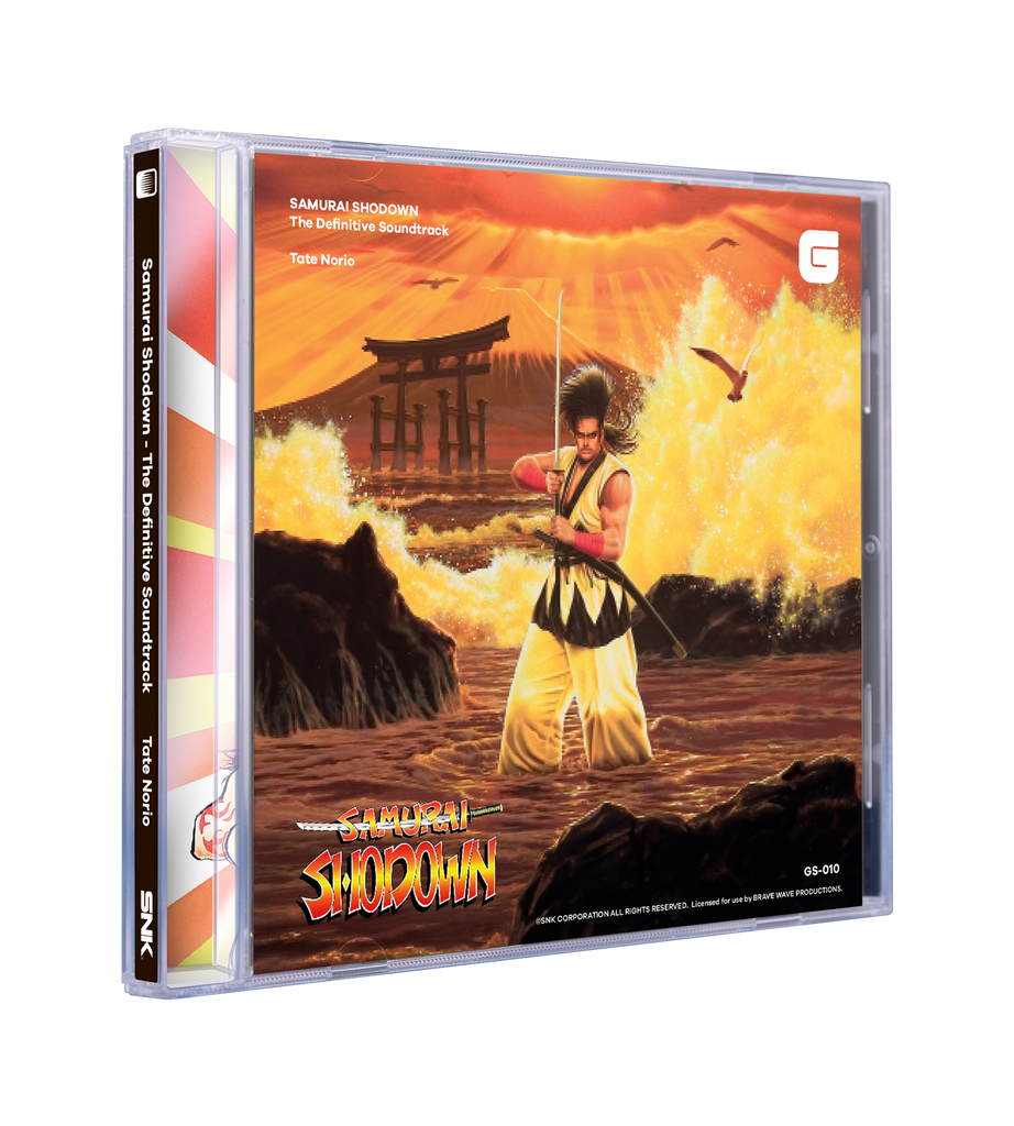 Samurai Shodown CD Soundtrack