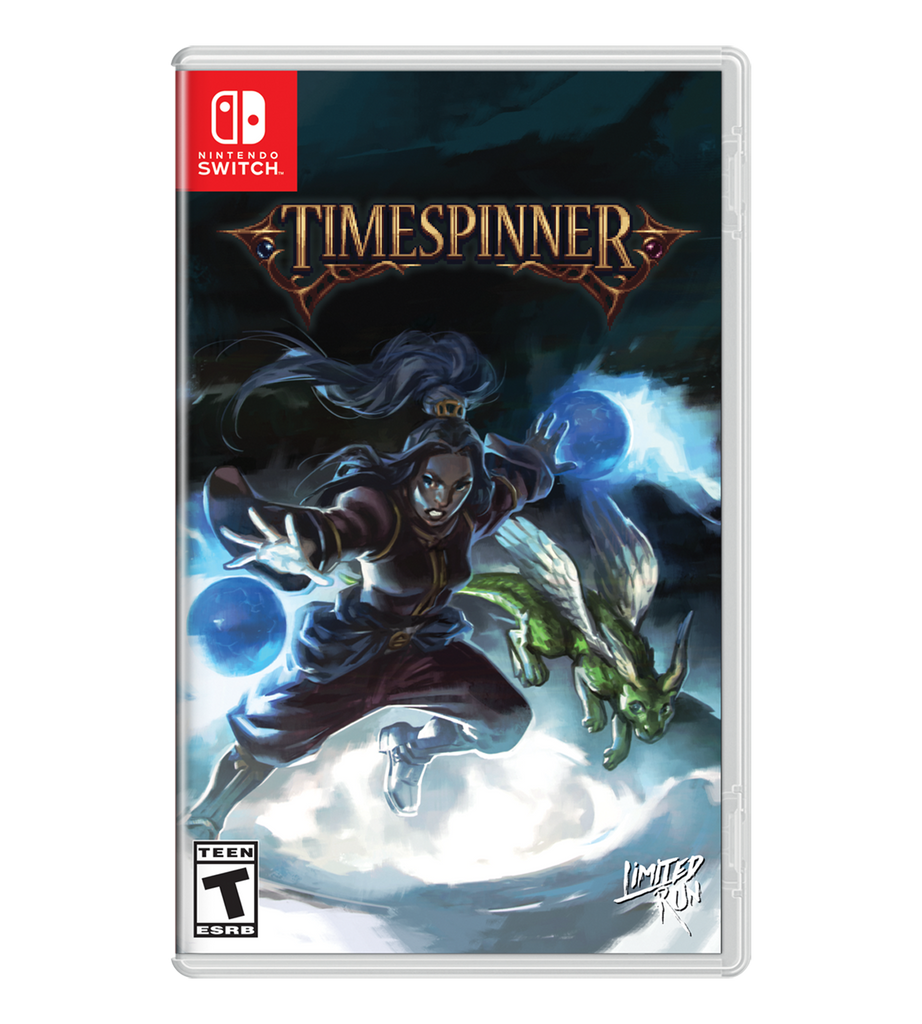 Timespinner Best Buy Exclusive Cover Sheet