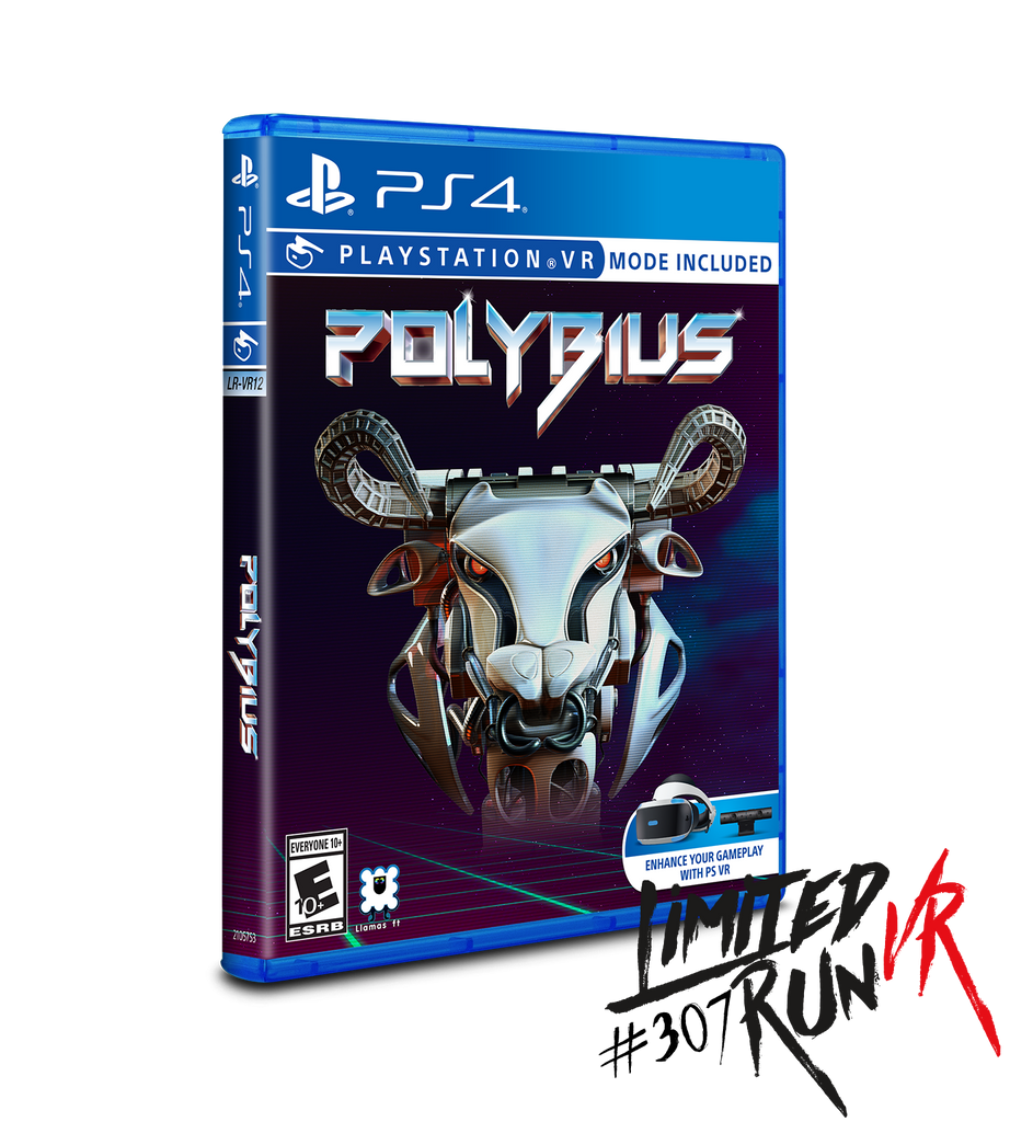Limited Run #307: Polybius (PS4)