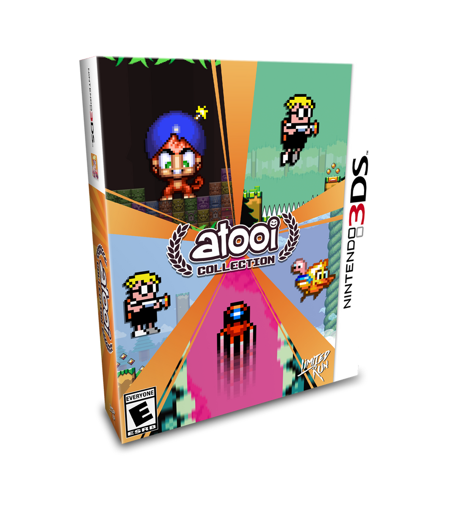 Atooi Collection Collector's Edition (3DS)