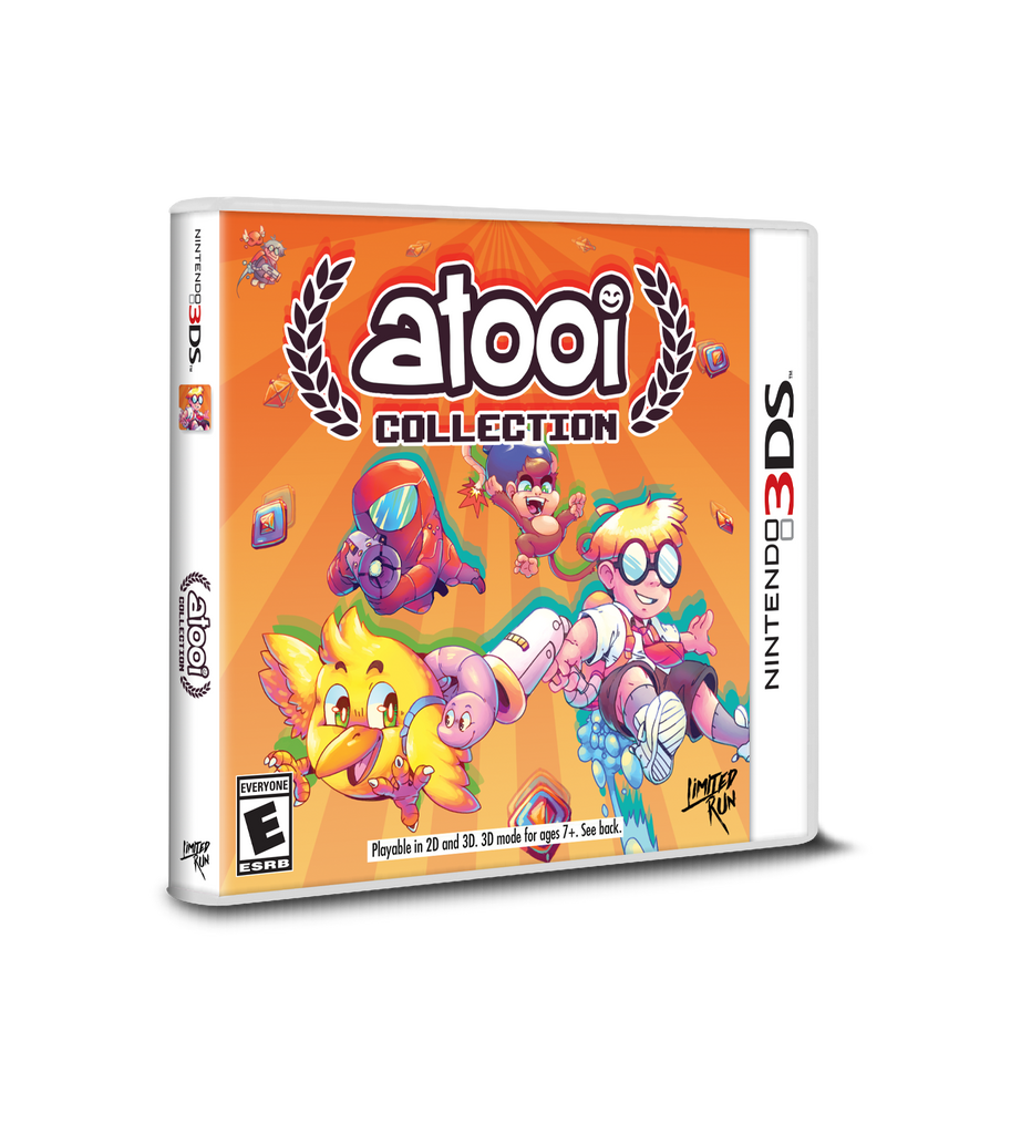 Atooi Collection (3DS)