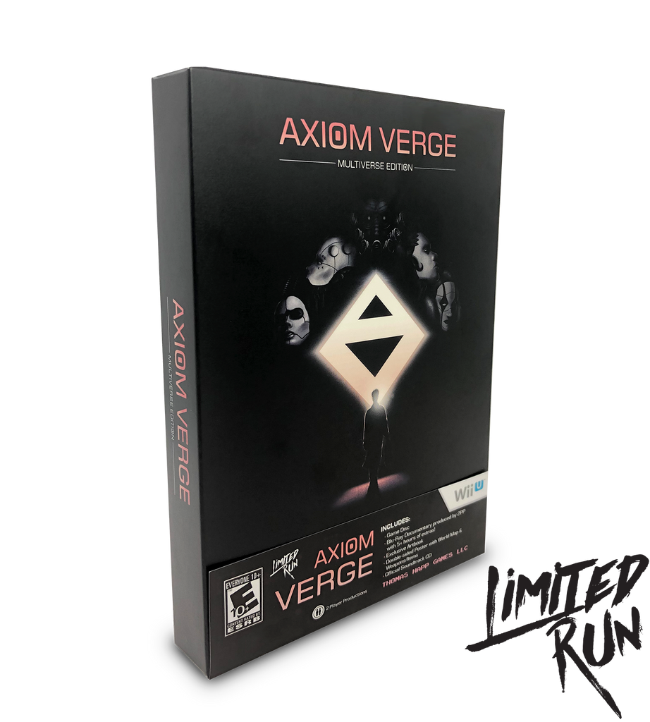 Axiom Verge: Multiverse Edition (Wii U)
