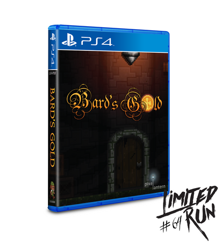 Limited Run #64: Bard's Gold (PS4)
