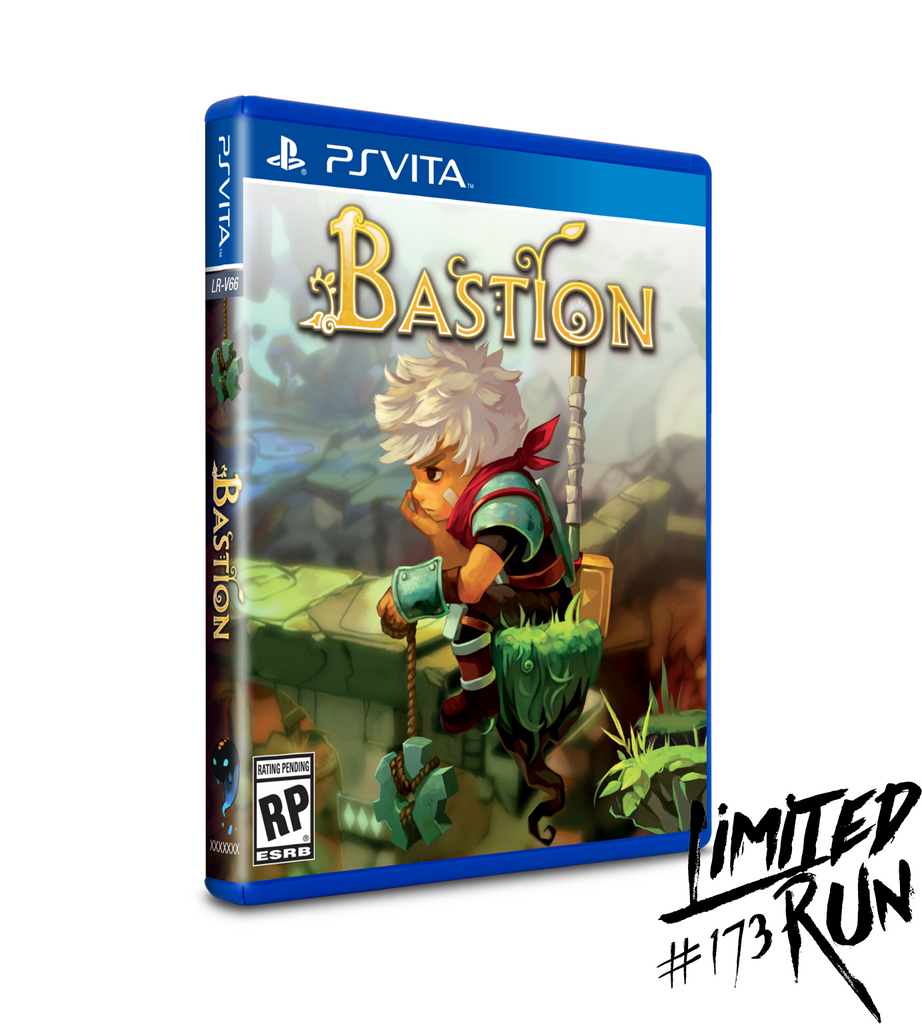 Limited Run #173: Bastion (Vita) [PREORDER]