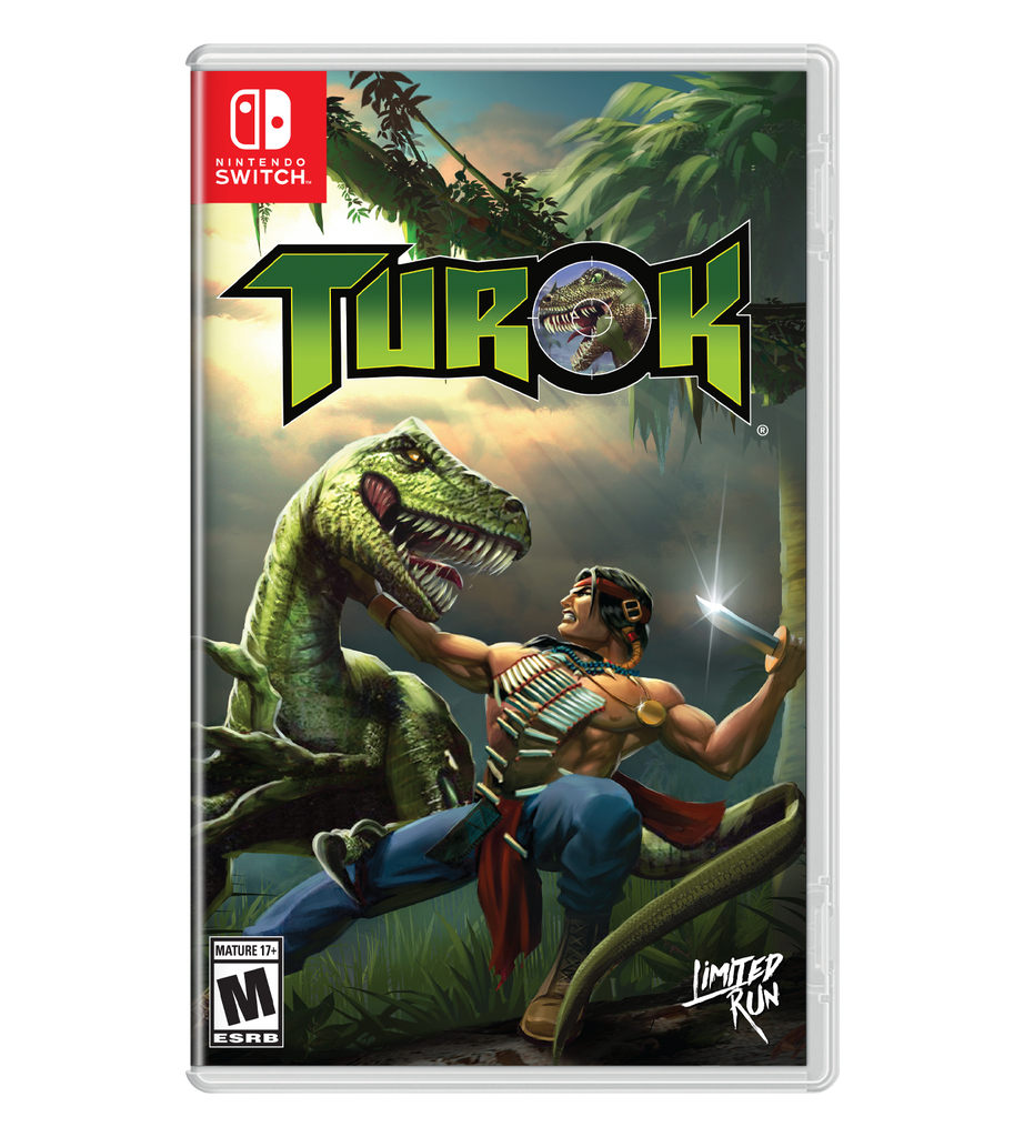 Turok Best Buy Exclusive Cover Sheet