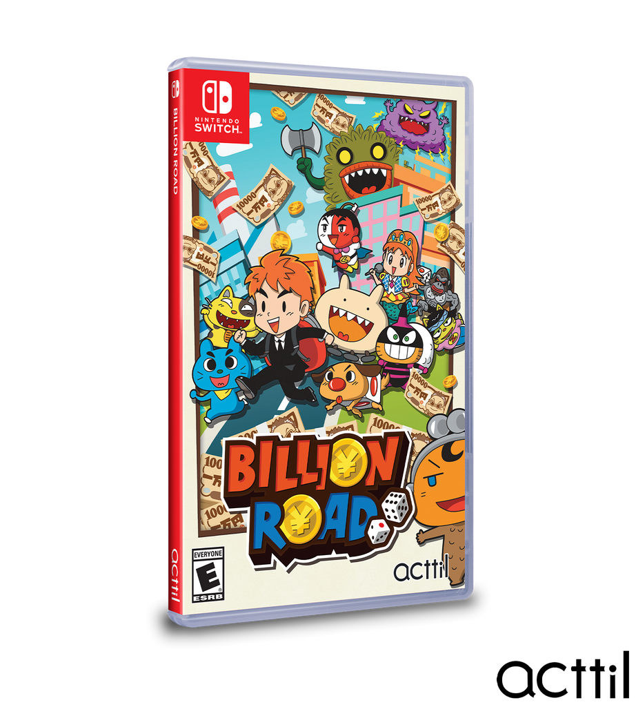 Billion Road (Switch)