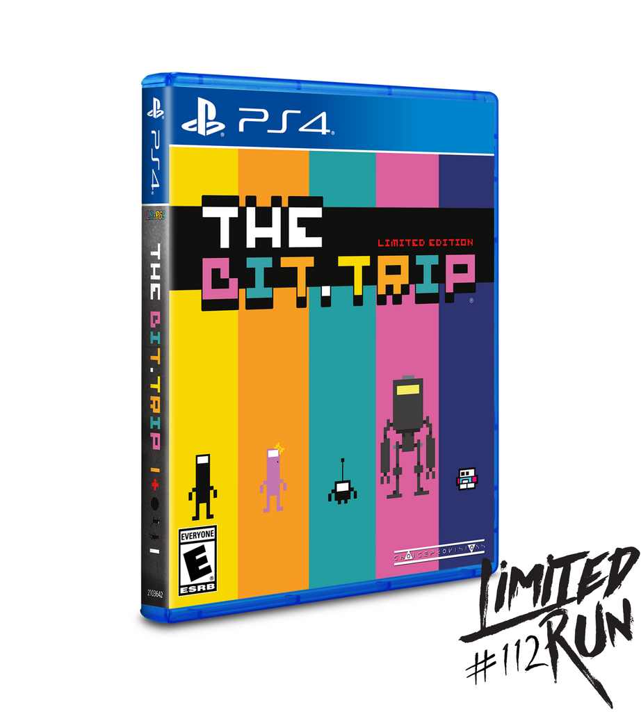 Limited Run #112: The Bit.TRIP (PS4)