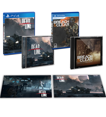 Limited Run #14: Breach & Clear Franchise Bundle
