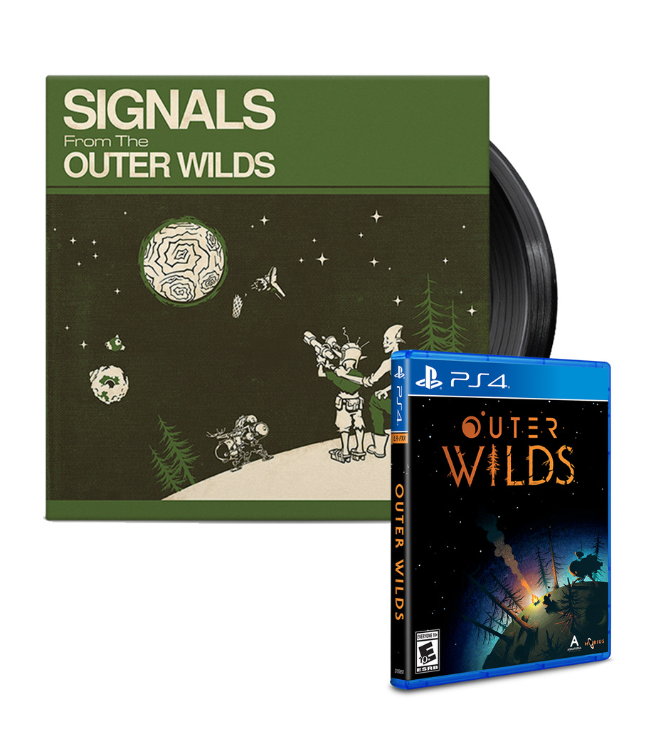 Outer Wilds Soundtrack Bundle
